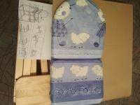 NOWE Drewniane krzesełko do karmienia kombi