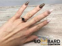 W sprzedaży piękny pierścionek 585/14K Dworcowa 15j