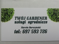 Usługi ogrodnicze ,Usługi Sprzątające, Trawnik