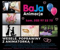 BaJa- Animacje animatorka, wesela, uroczystości rodzinne....