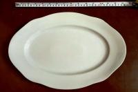 Półmisek – porcelana Wałbrzych, dł. 35cm, vintage, PRL