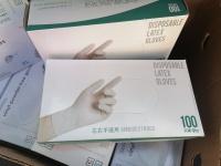 Rękawice lateksowe rękawiczki S M L XL XXL KONIN 24,99zł