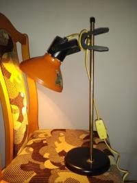 Lampka z PRL-U