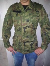 Mundur wojskowy L