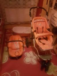 Wózek dziecięcy- nosidełko