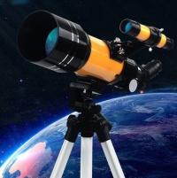 teleskop do obserwacji nieba i przyrody