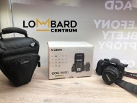 Lustrzanka Canon EOS 1000D komplet CANON DS126191  W komplec