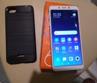 Sprzedam xiaomi redmi 6a dual SIM ładny złoty LTE 5,45