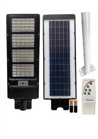Lampa solarna uliczna z czujnikiem ruchu  300wat
