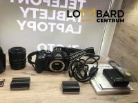 Aparat Olympus E510 2 obiektywy komplet   Cena 400zł LoMbard
