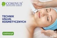Kosmetyka - zajęcia od lutego/ Bezpłatna nauka Cosinus