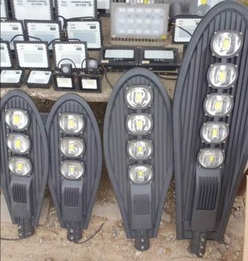 Lampy Solarne uliczne duze i male