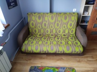 Sofa łóżko wypoczynek