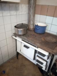 Sprzedam kuchnie węglową