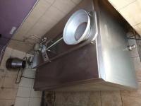 Zbiornik schładzalnik do mleka 800l