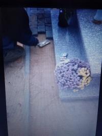 Montaż kostki brukowej , opieka nad grobami