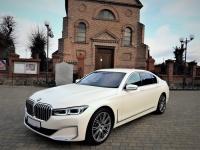 Auto na Ślub BMW 7 Aurora