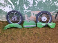 Jawa 350 delux części