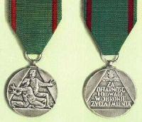 Medale, odznaczenia odkupię.