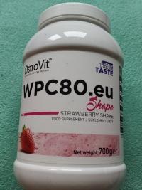 Białko truskawkowe - 700G pyszne 45zł