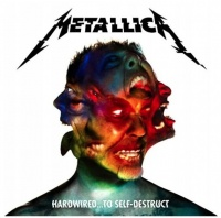 METALLICA Hardwired... to Self-Destruct, 2 płyty CD oryginał