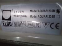 lampa model AQUAR 236M