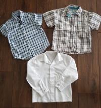 Koszule na chłopca 104-110