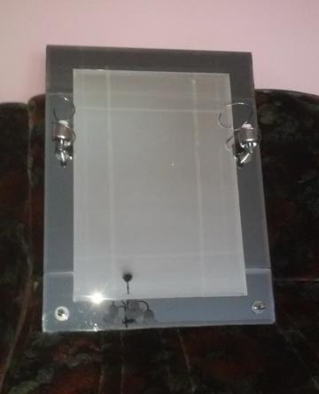 lustro łazienkowe 60x80