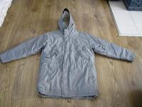 Oryginalna ciepła długa zimowa kurtka z kapturem NIKE