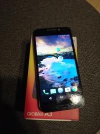 Sprzedam Alcatel a3 dual SIM ładny LTE jak nowy 5 cali