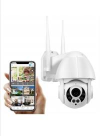 Kamera obrotowa zewnętrzna wifi 2mpx full HD