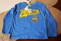 Nowy T-Shirt, koszulka, długi rękaw, oryginalny - Minionki