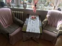Ława i dwa fotele
