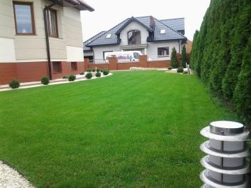 Pielęgnacja trawników - Wertykulacja i aeracja trawnika