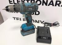 Wiertarko-wkrętarka Dedra Ded7042 W komplecie akumulator, ła