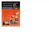 Elektryk : Instalacje elektryczne / automatyka