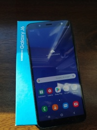 Sprzedam Samsunga Galaxy j6 dual SIM ładny LTE NFC 5,6