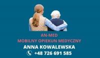 Opieka nad starszymi ludźmi