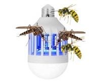 żarówka - ochrona przed owadami