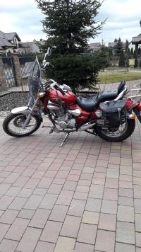 Motocykl Kymco
