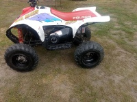 Quad Polaris Trail Blazer 250