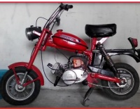 Kupię motorynkę