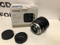 Obiektyw Tamron SP35mm F/1.8  Data zakupu 2 październik 2017