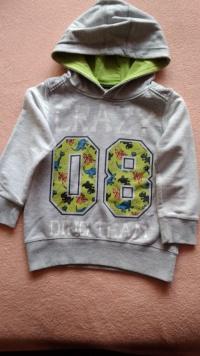 Bluzy i sweterek chłopięcy