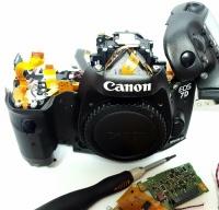 Naprawa Serwis Aparatów cyfrowych Canon Nikon Sony POZNAŃ