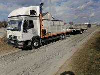 Usługi Transportowe, Autolaweta