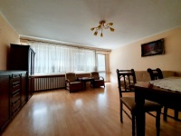 2-pokojowe rozkładowe mieszkanie z balkonem, parter