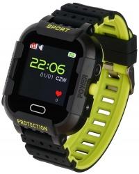 Smartwatch Garet Kids czarny