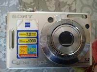 Sprzedam aparat cyfrowy Sony cyber-shot