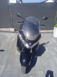 Suzuki Burgman 125 SPRAWNY